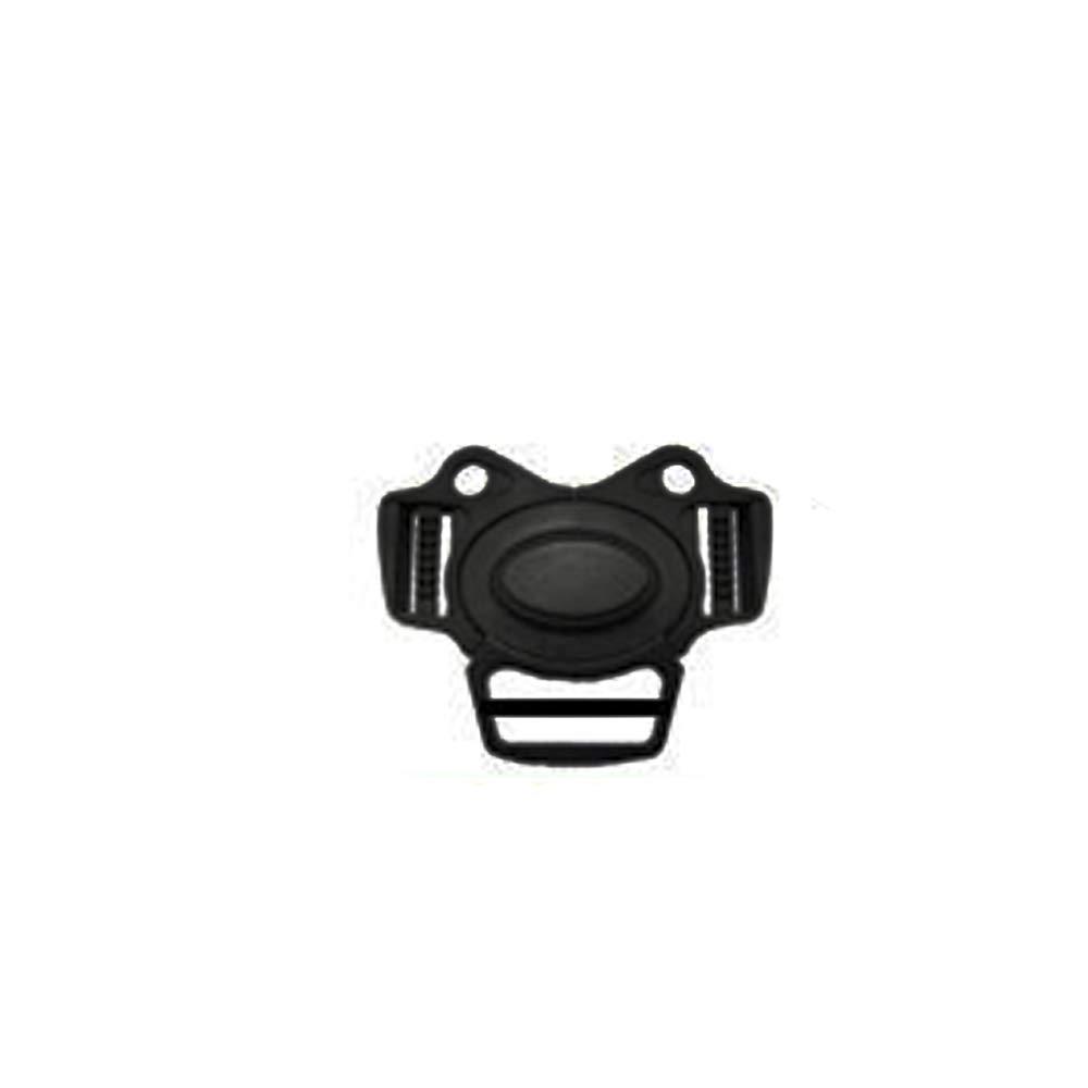 Ogquaton Ceinture de s/écurit/é pour b/éb/é noir harnais r/églable /à 5 points sangle de poussette pour si/ège de s/écurit/é pour poussette de chaise haute