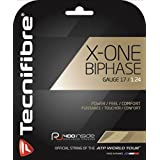 Tecnifibre X-One BiPhase Tennis String - Natural Color