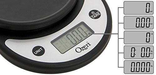 Review Ozeri ZK14-AB Pronto Digital