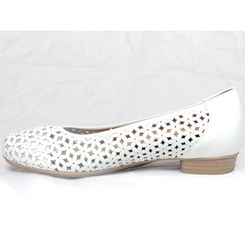 ara vestir blanco mujer Zapatos blanco para de xxZqPWTwBC