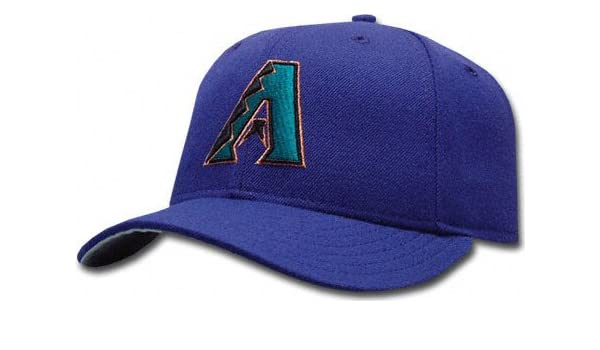low priced f1ab3 61ef7 Amazon.com   New Era Arizona Diamondbacks Purple Home Authentic On-Field  Fitted Hat   Clothing