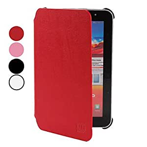 Purchase PU Leather Anti-Bacterial Case with Stand for Samsung Galaxy Tab2 7.0 P3100 (Assorted Colors) , Pink