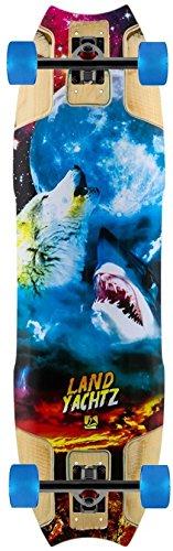 Landyachtz Wolf Shark 2016 Re-Issue Hollowtech Longboard Complete