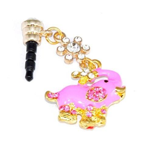 Cutequeen Dust proof Elephant 3 5mm iPhone product image