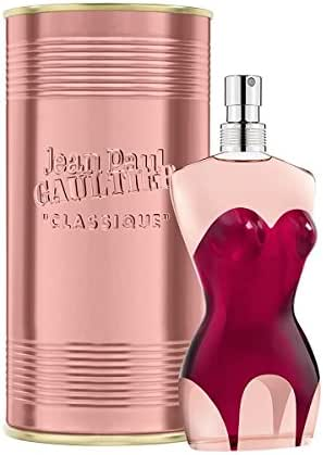 Jean Paul Gaultier Classique By Jean Paul Gaultier For Women. Eau De Parfum Spray 3.3 Oz.