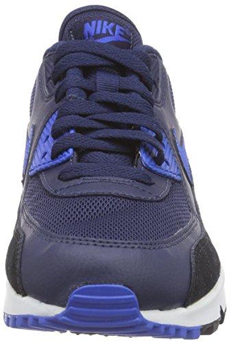 Sr Navy Scarpe Donna Nike Wmns Max blk Midnight 401 Sportive Azul 90 Pltnm pr Essential Air 7xXx0P