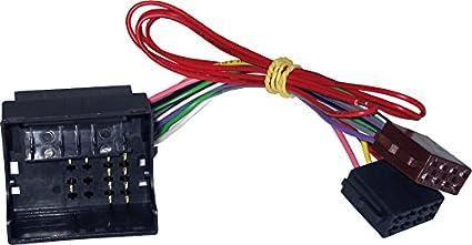 CONSULTA LA SEZIONE DESCRIZIONE Connettore adattatore iso autoradio alimentazione pi/ù altoparlanti PER CONOSCERE LA COMPATIBILITA CON I VEICOLI