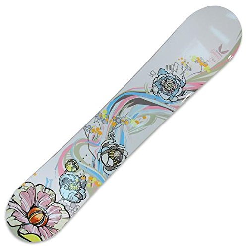 MONIX Women`s Harmony Sidewall Snowboard, 149 by MONIX