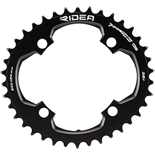 (RIDEA/リデア)(自転車用チェーンリング)MTB POWER RING 104 4アーム W0 32T B0756S7JBM
