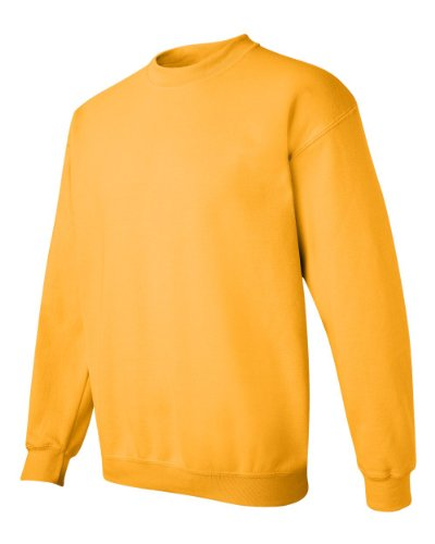 Gildan - Heavy Blend Soft & Cozy Crewneck Sweatshirt - in 33 Colors. Sizes S-5XL