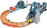 Pista Turbo Looping Triplo, Braskit, Multicor