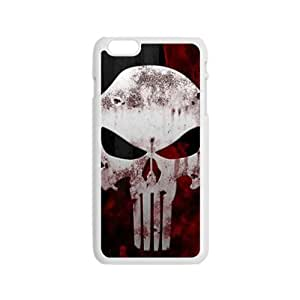 Punisher Logo Cell Phone Case for Iphone 6