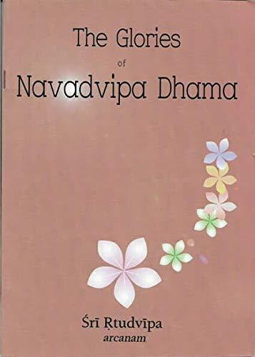 Krishna Book Store Devotional Books The Glories Of Navadvipa Dhama (Sri Rudradvipa Sakhyam)