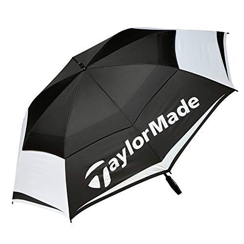 TaylorMade Golf Tour Double Canopy Umbrella, 64