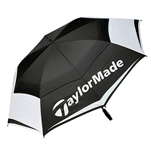 TaylorMade Golf Tour Double Canopy Umbrella, 68""