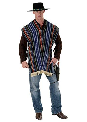 Bandito Halloween Costume (Bandito Serape Mexican Man Costume)