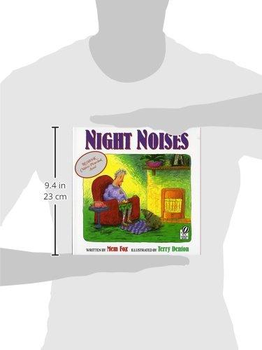 Night noises voyager book amazon mem fox terry denton night noises voyager book amazon mem fox terry denton fremdsprachige bcher publicscrutiny Image collections