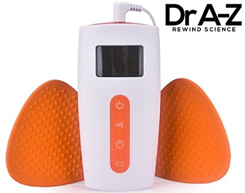 Dr A-Z Portable Electric Healthy Breast Care Breast Enhancement Muscle Firmer Vibrating Pump Enlargement Massage (Healthy Breast)