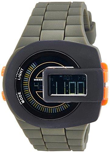 - Diesel Analog-Quartz Black Dial Men's Watch Dz7299
