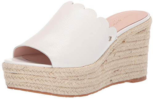 Kate Spade New York Women's Tabby Sandal Optic White for sale  Delivered anywhere in USA