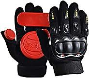 Non-Slip Protective Gear, 1 Pair Land Skateboard Slider Slide Gloves Longboard Skateboard Sliding Gloves