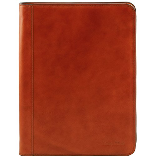 Tuscany Leather - Ottavio - Porte-document en cuir - Miel