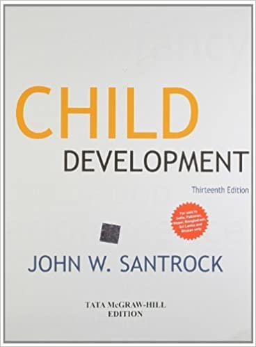 Book Child Development: An Introduction by Santrock(February 1, 2013)