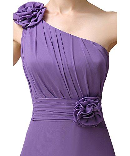 43d7edf285b6 ... YesDress Damen Kleid Violett Violett Violett - Hellviolett b3fzWcH ...