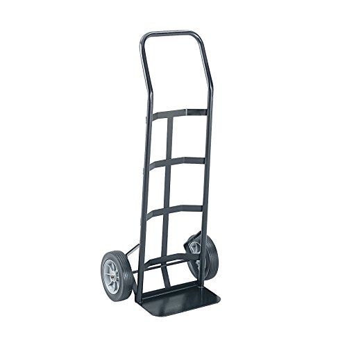 (Safco Products Tuff Truck Continuous Handle Hand Truck 4069, 400 lbs. Capacity, Continuous Flow Back Handle)