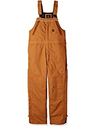 Men's Big and Tall Frost Blizzard Pruf Insulated Bib Overall