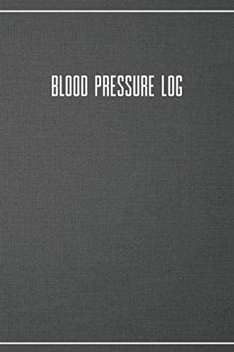 Blood Pressure Log: 53 Weeks of Daily Readings | 4 Readings a Day with Time, Blood Pressure, Heart Rate, Weight, & Comments (Health and Fitness Logs)