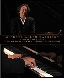 Michael Allen Harrison - Piano Solo Journey & Reflections of Christmas