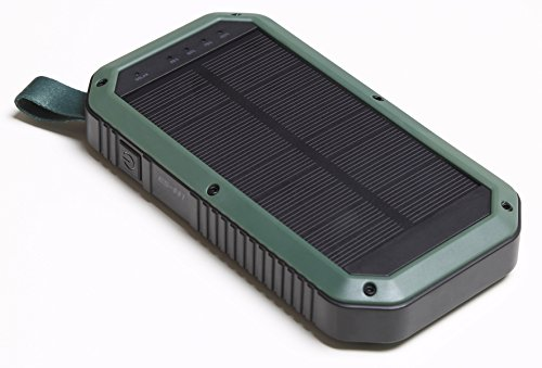Solar Phone Charger Case - 4