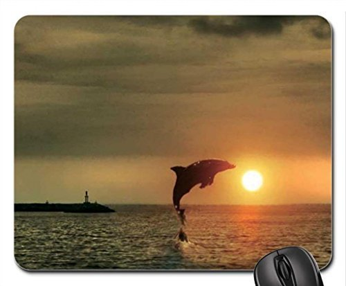 Dolphin Mouse Pad, Pad) Mousepad (Oceans Mouse Pad) Pad, 88257a