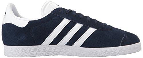 Adidas Originelen Vrouwen Gazelle W Collegiaal Marine / Wit / Goud Metallic