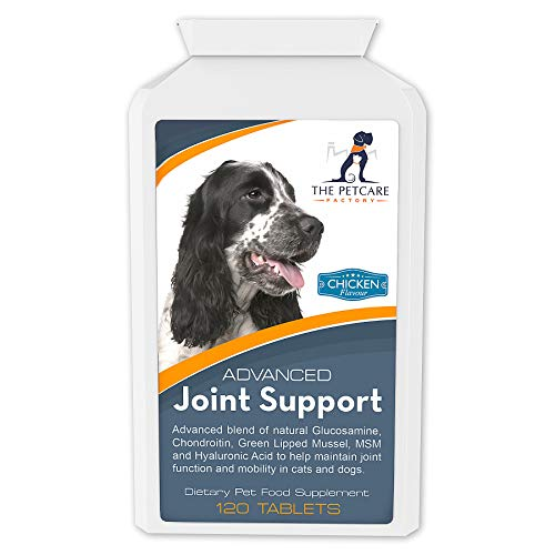 Advanced Joint Support Supplement For Dogs, With Powerful Glucosamine,...