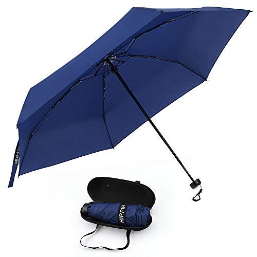 Yoobure Small Mini Umbrella with Case Light Compact Design Perfect for - Super Mini Compact
