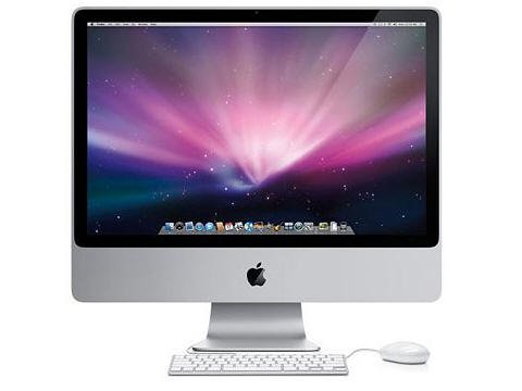 Apple iMac 20-inch All-In-One, 2.26ghz Intel Core 2 Duo, 4gb RAM, 160gb HDD