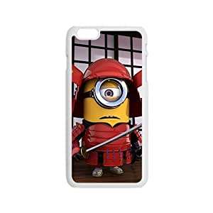 Red armour Minions Cell Phone Case for Iphone 6