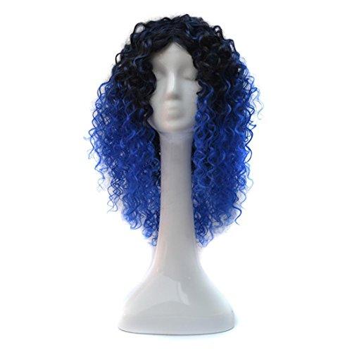 wet and wavy half wig - 9