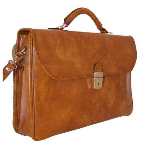 Briefcase Mustard - 3