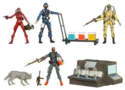 Hasbro GI Joe 3 3/4 Inch Scale Entertainment Battle Pack - Mass - Mass Device