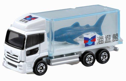 Takara Tomy Tomica #069 Nissan Diesel Quon Aquarium (Japanese Mini Trucks)