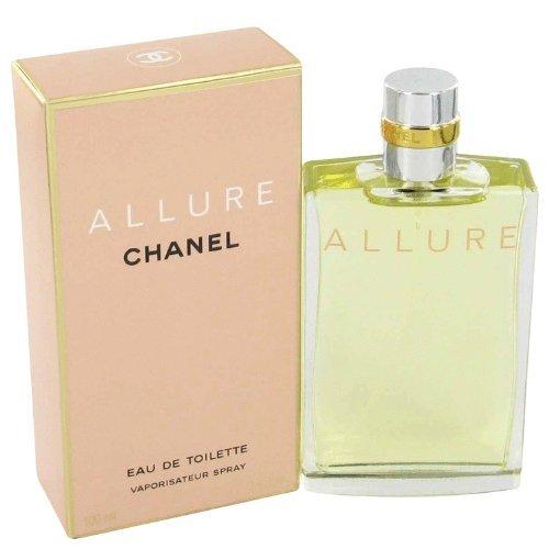 (ALLURE by Chanel Eau De Parfum Spray 3.4 oz for)