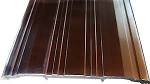 "ADA Compliant Commerical Saddle Threshold (4"" x 36"", Dark Bronze)"
