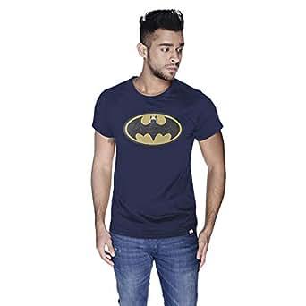 Creo Batman Arab T-Shirt For Men - Xl, Navy