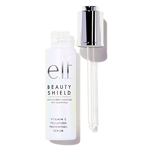 E L F  Beauty Shield Vitamin C Face Pollution Protecting Serum  0 95 Fl  Oz