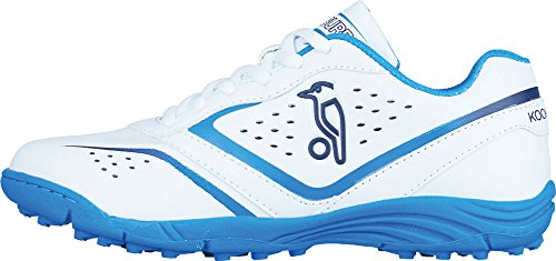 Kookaburra Junior Protege Rubber Cricket Shoe - SS17 - 6 - Blue