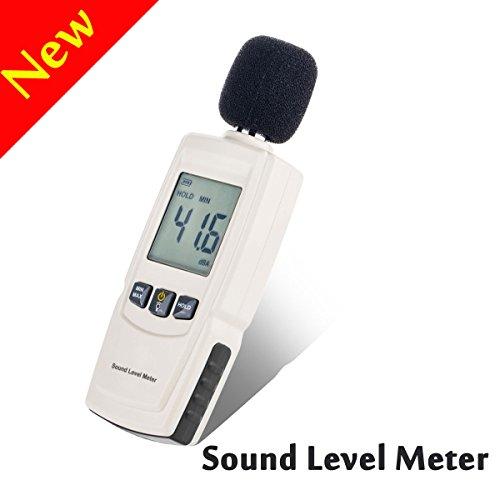 Sound Level Meter : Hand held sound level meter v resourcing db