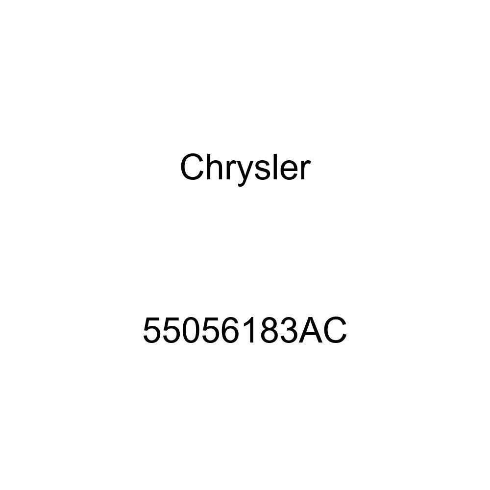 Genuine Chrysler 55056183AC Air Conditioning Heater Supply and Return Hose